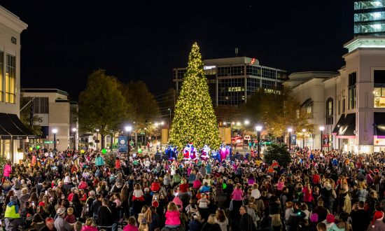 Holiday Favorites: Light Displays and Tree Lightings in Raleigh, N.C.