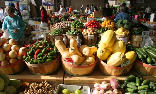 North Carolina State Farmers Market