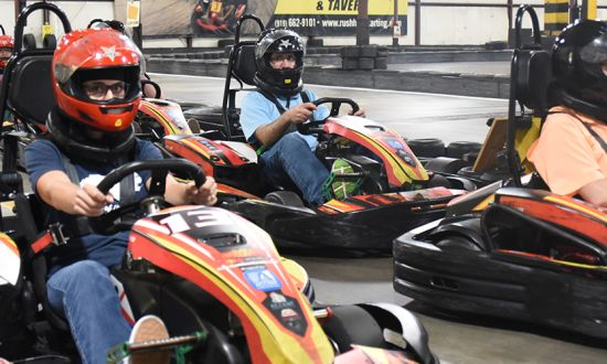DTN - HI - Rush Hour Karting