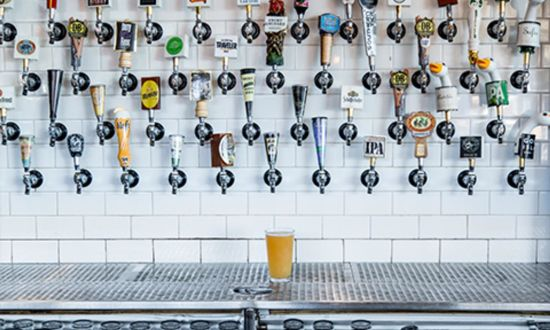 Raleigh Beer Garden