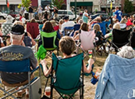 Grand Ledge Movies in the Park