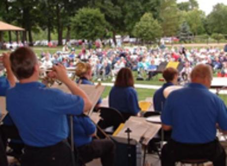 Lake Lansing Bandshell Concerts