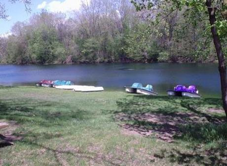 Lansing Cottonwood Campgrounds