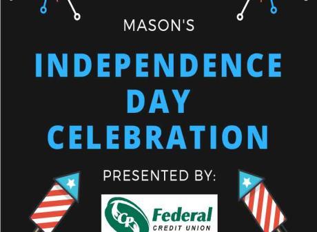 Mason Independence Day Celebration