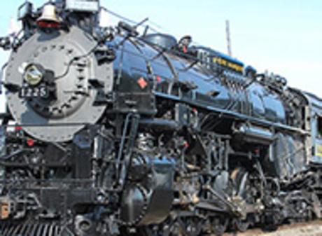 Michigan Steam Engine