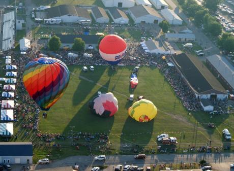 Lansing Balloon