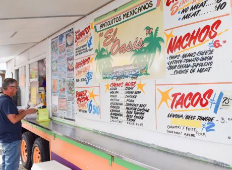 El Oasis Food Truck