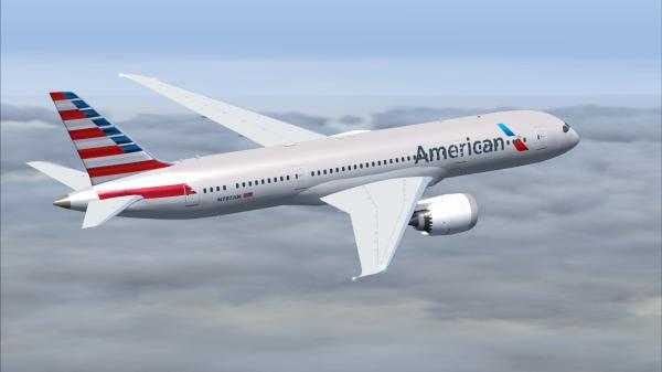 Slider: American Airlines