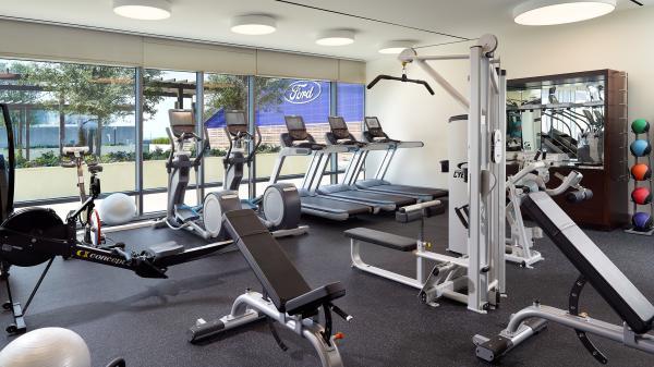 Omni - Fitness Room