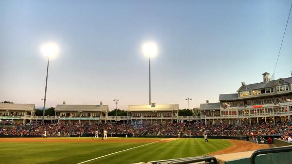 Slider: Dr. Pepper Ballpark