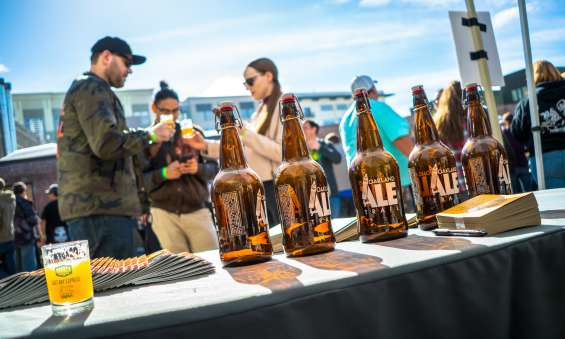 Oakland Brewers Fest 2017