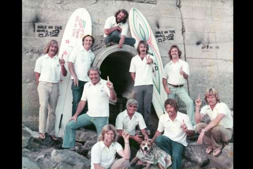 1970 Hole In the Wall Gang Surf Team