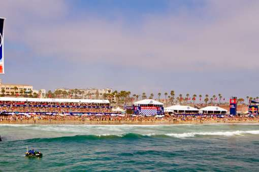 Timeline - US Open of Surfing