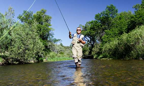 Fishing fly fishing in new mexico lakes rivers for Fly fishing salt lake city