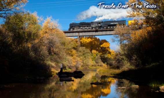 Bridge Over The Pecos
