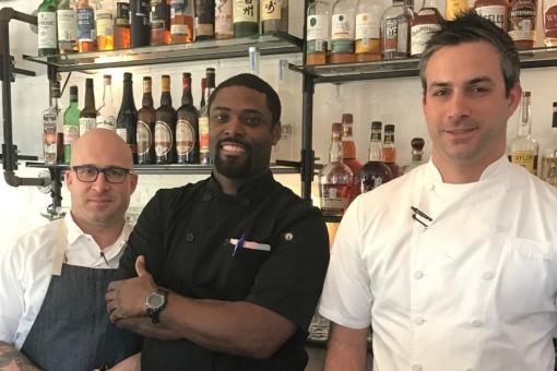 Bourbon, Brew & Q Chef Led Tour