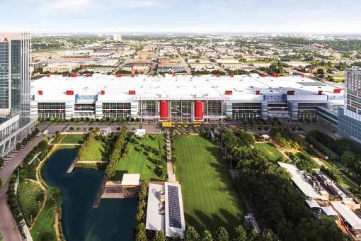The New Convention District - Avenida Houston