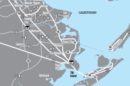 Galveston/Bay Area