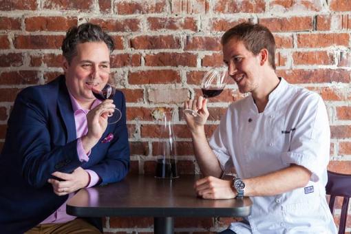 Wine & Pie Chef Led Tour w/William Wright & Evan Turner
