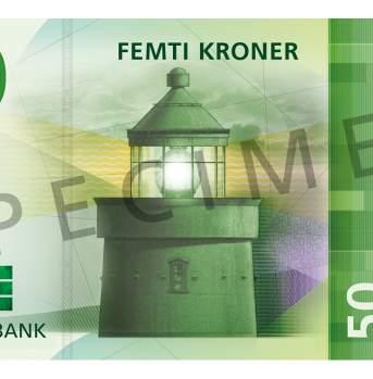 50 kroner (forside / obverse side)