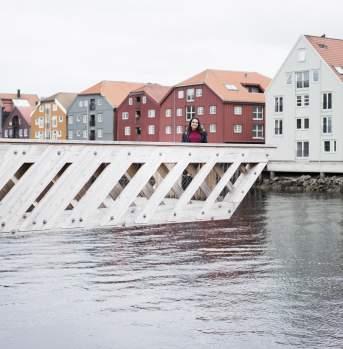Ayla Wågan, Trondheim