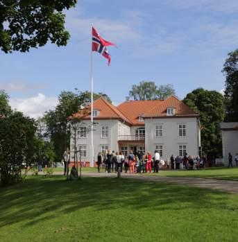 17 May on Eidsvoll