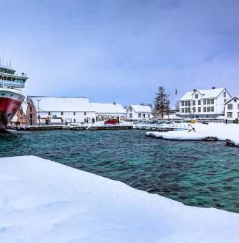 Classic Round Voyage: Bergen–Kirkenes–Bergen