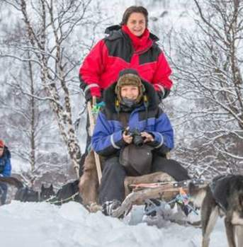 Dog Sledging Fjord Tours