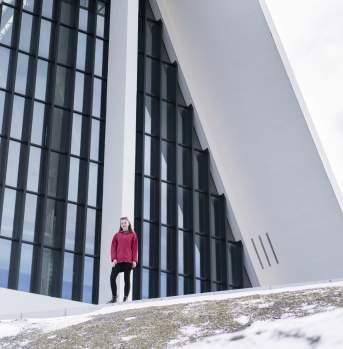 Eila Brønseth Schau, Tromsø