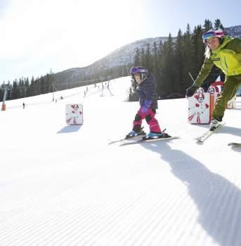Ski school in Hemsedal