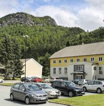 Kvåstunet Accommodation Lyngdal Norway