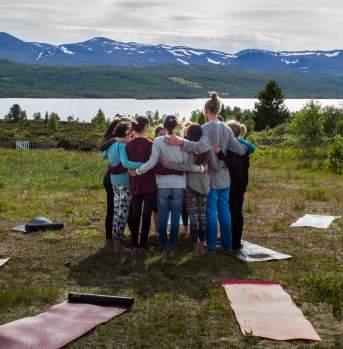 Nøsen Yoga Retreat Center