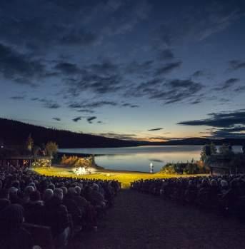 The Peer Gynt festival, Vinstra