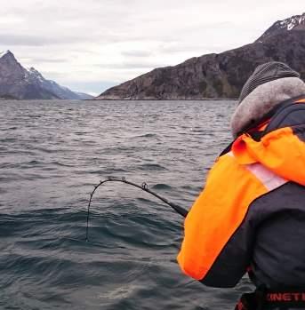 Off-season fishing in Lauklines