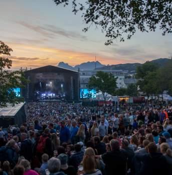 Parkenfestivalen, Bodø