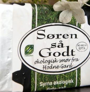 Søren så godt fra Hodne Gård