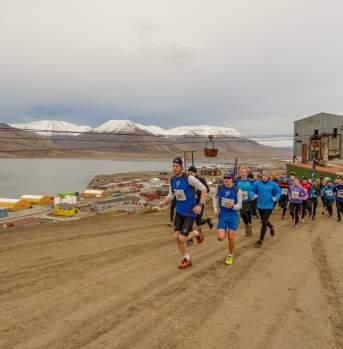 Svalbard Spacerun