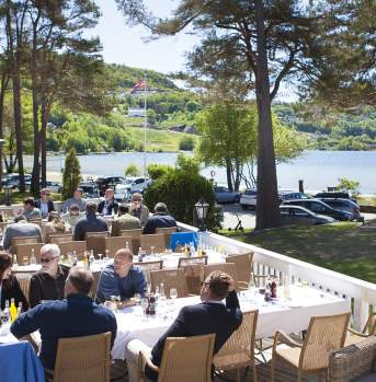 Rosfjord Strandhotell Lyngdal Norway