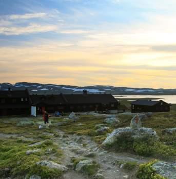 Sandhaug, Hardangervidda