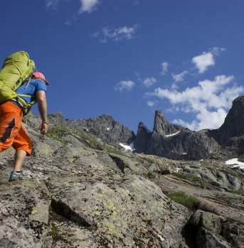 Hiking in Vesterålen
