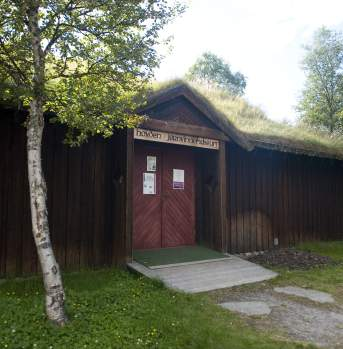 Hovden museum of iron production