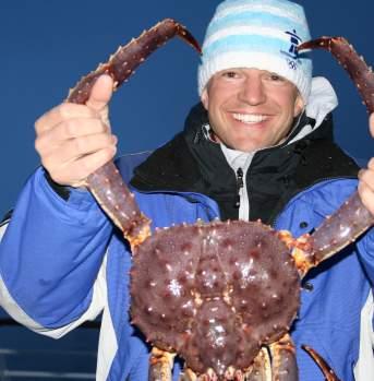 King crab safari
