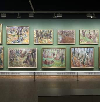 Knausgård & Munch