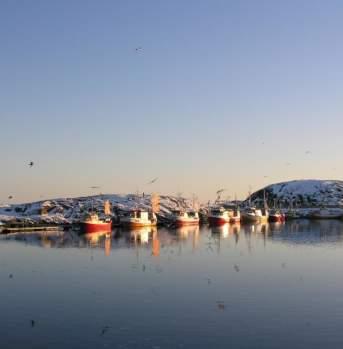 Vandsøya utenfor Rørvik
