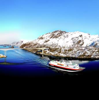 Hanøyvika, Lofoten islands