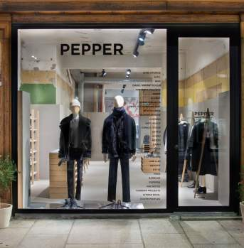 Pepper, Bergen