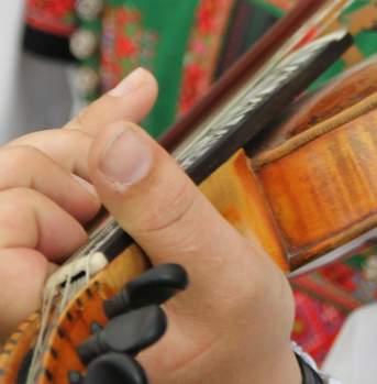 Fiddler from Setesdal