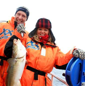 Incentive fishing trips