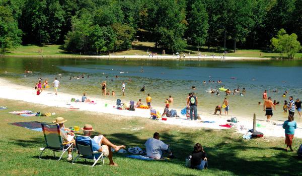 Cunningham Falls Lake