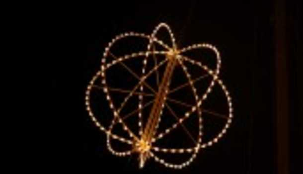 New Years Eve Lights